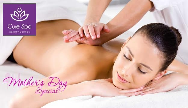52% Off 50 min. Full Body Relaxing Oil Massage With Brushing & Manicure and Pedicure from The Cure Spa Boutique, Kaslik (Only $50 instead of $103.33)