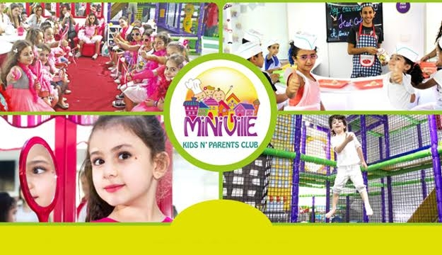 53% Off 3-Hours Playground Pass with Face Painting, Ceramics Painting & Juice from Miniville, Jbeil/Ghazir (Only $7 instead of $15)