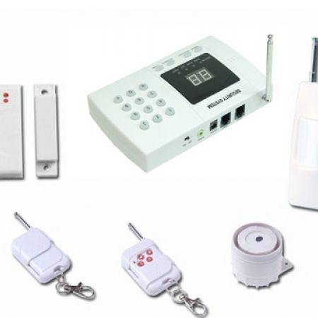 39% Off Auto-Dial Security Power Alarm System (Only $43 instead of $70)