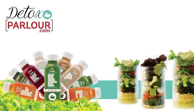 24% Off 1-Day Juice Detox Packages from Detox Parlour, Kaslik (Only $22  instead of $29) - Makhsoom