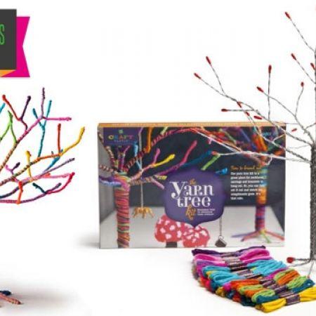 14% Off Ann William Craft Tastic The Yarn Tree Kit (Only $27 Instead Of  $31.50)   Makhsoom