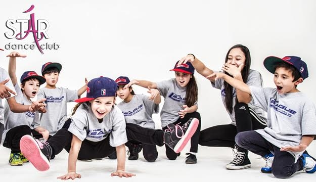 88% Off 1-Month Kids Hip Hop Class from Star Dance Club ...