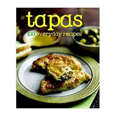 25% Off Tapas 100 Everyday Recipes (Only $7.50 instead of $10)