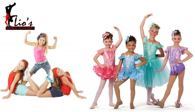 80% Off 1-Month Kids Ballet & Latino Dance Classes from Elio's Dance Academy, Jdeideh (Only $10 instead of $50)