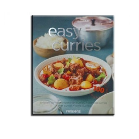 25% Off Culinary Notebooks: Easy Curries (Only $7.50 instead of $10)