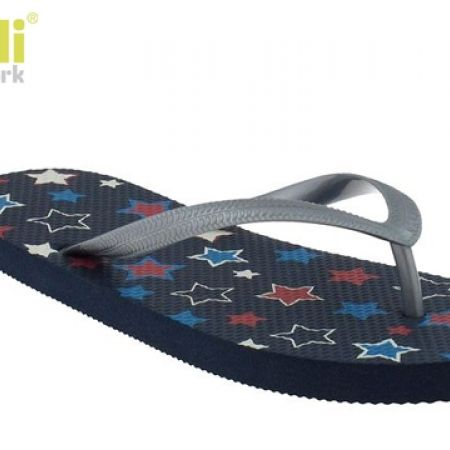 35% Off Capelli New York Seeing Stars Print Flip Flop For Women - Size: 36 (Only $11 instead of $17)