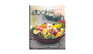 25% Off Culinary Notebook: Cool & Fresh (Only $7.5 instead of $10)