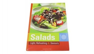 33% Off Salads Light, Refreshing & Savoury (Only $10 instead of $15)