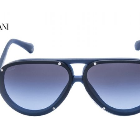 040971b7bb20 Emporio Armani Sunglasses EA 4010 5088 8F Matte Blue Frame With Grey Blue  Fade Unisex