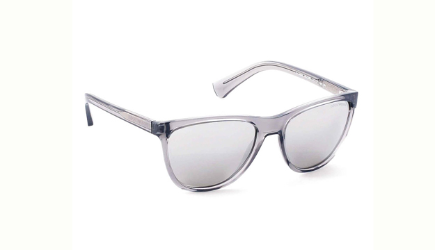 f4d32dd484a3 Emporio Armani Sunglasses EA 4053 5372 6G Transparent Grey Frame ...
