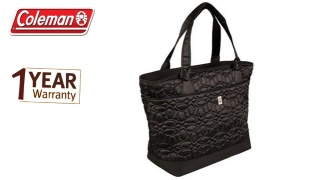 Coleman Quilted Cooler Tote Bag