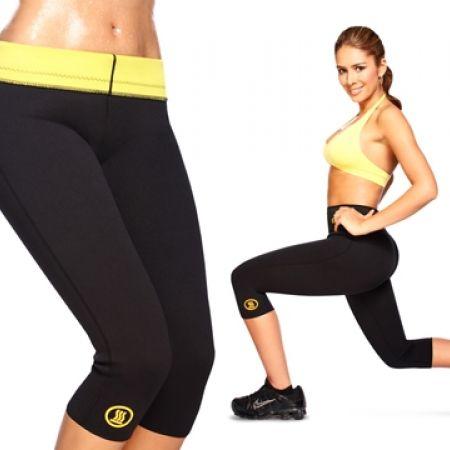 24e7c8ff3e Hot Shapers Stylish Slimming Pants For Perfect Shape For Women - Medium -  Makhsoom
