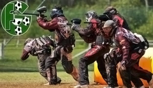 50% Off 90 min. Paintball with 200 Bullets from Green Field, Chouiefat (Only $12 instead of $24)