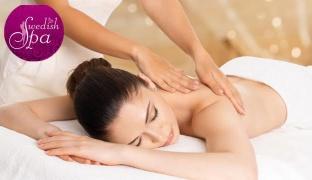 60 min. Swedish Oil Massage