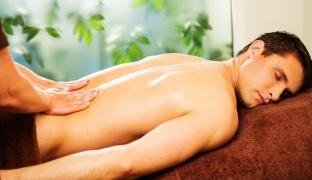 30 min. Full Body Relaxing Oil Massage