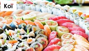 48 Pcs. Tsunami Sushi Set