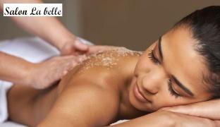 70 min. Full Body Scrub & Massage