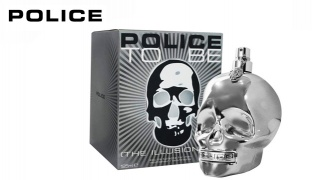 Police To Be The Illusionist Eau De Toilette For Men 75 ml