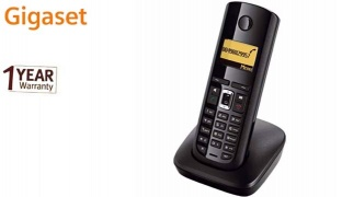 Gigaset A58H Black Extra Handset Cordless Phone