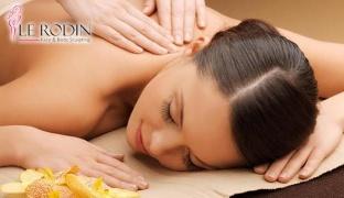 80 min. Full Body Massage Package