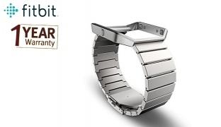Fitbit Blaze Silver Luxury Steel Spare Wristband