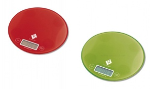Renberg Electronic Digital Kitchen Scale Capacity 5 Kg - Red
