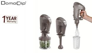 Domoclip Hand Mixer Blender Whisk Set 0.5 L 200 W