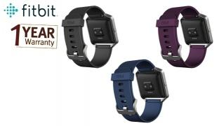 Fitbit Blaze Classic Spare Wristband - Black - Small
