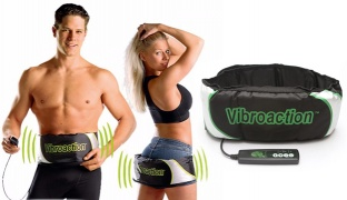Vibroaction Slimming Massager Vibrating Belt