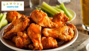 Open Wings & Beer With Darts Game