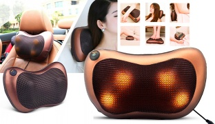 Car & Home Massage Pillow