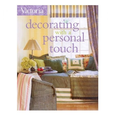 Victoria Decorating With a Personal Touch