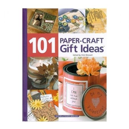 101 Paper Craft Gift Ideas
