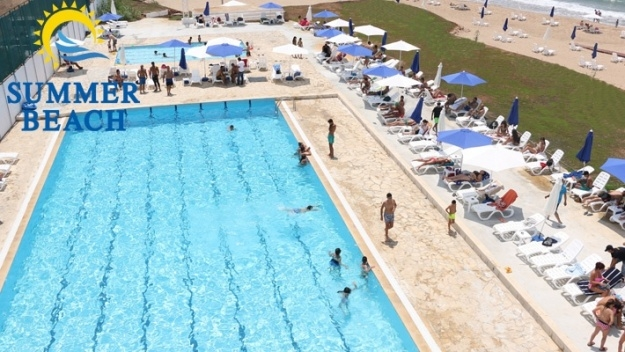 Pool & Beach Entrance for Kids Valid on Weekdays