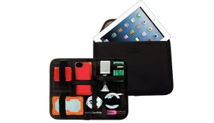 "Cocoon Innovations Grid-It Accessory Organizer With 10"" Tablet Pocket"