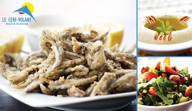 Lebanese cuisine la carte makhsoom Cuisine a la carte