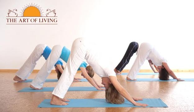 Four Yoga Sessions