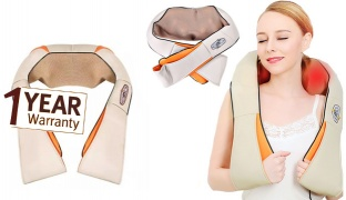 Massager Of Neck Kneading 24 W