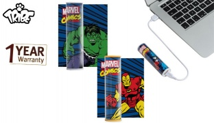 Tribe Power Bank 2600 mAh - Marvel Hulk