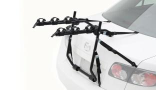 Trunk Mounted Bike Rack - 2