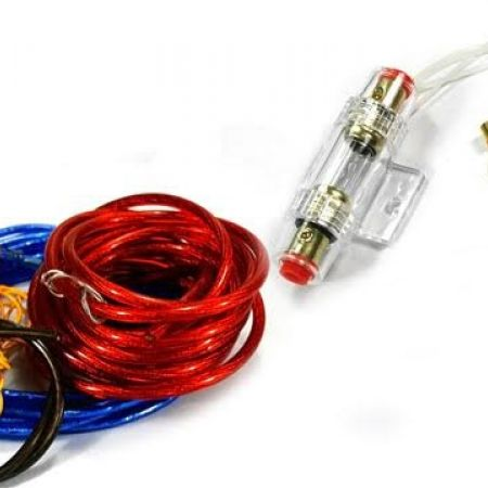 RCA Cable Amplifier Installation Wiring Kit