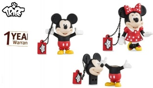 Tribe USB 2.0 Flash Drive 16GB - Disney Classic Mickey Mouse