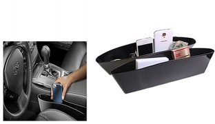 Set Of Catch Caddy Seat Pocket Catcher 2 Pcs
