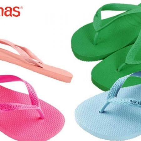 096351905383 Havaianas Top Flip Flop For Kids - Mint Green - Size  33 - Makhsoom
