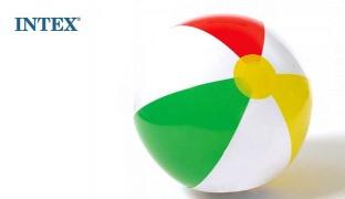Intex Inflatable Beach Ball Glossy 61cm