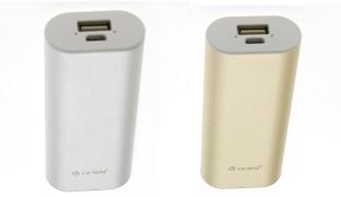Genai E50 Power Bank 5000 mAh - Gold