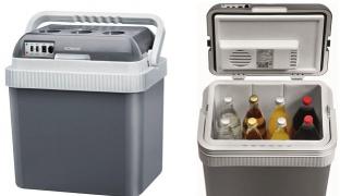 Bomann Electric Portable Cool Box 25 L
