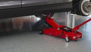 2 Tons Hydraulic Trolley Floor Jack - 6.5 Kg