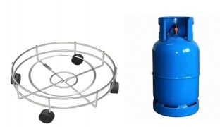 Multifuction Trolley For Water Dispenser & Gas Bottle