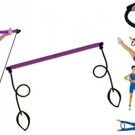 Stamina Pilates Magic Circle With Workout Dvd Training Programs